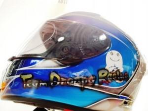Dronpa ヘルメット 2