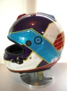 Takeshi.K 様 ヘルメット 1