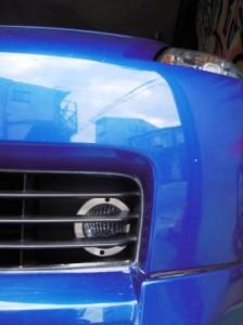 Z33 ブレーキエアダクトリング1